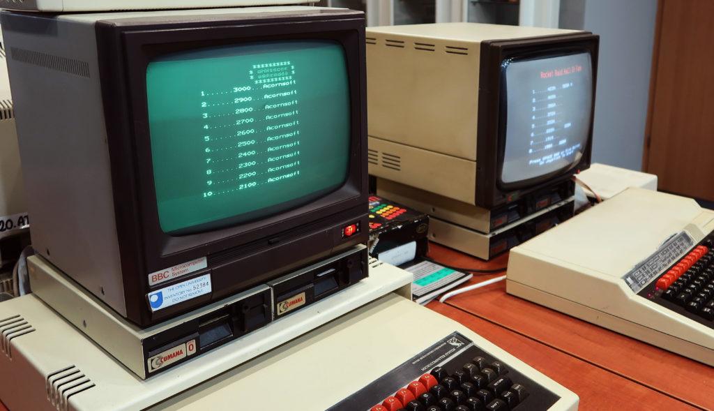 Zwiedzamy: Muzeum Historii Komputerów i Informatyki