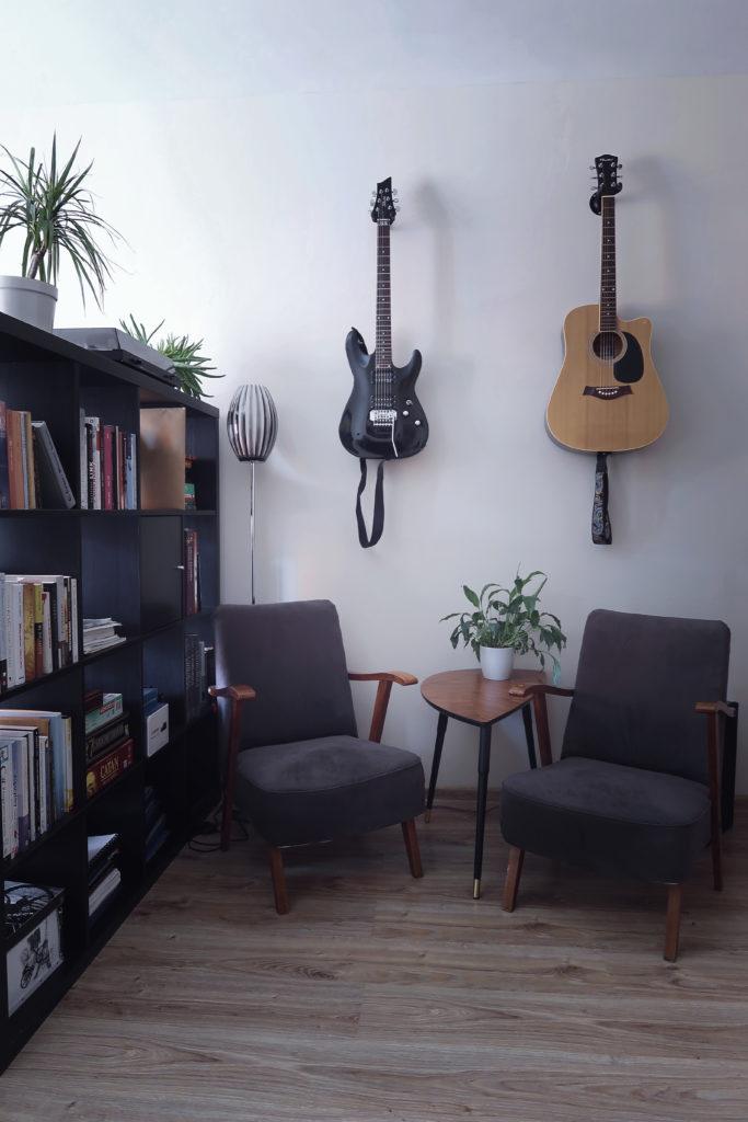 Remont foteli