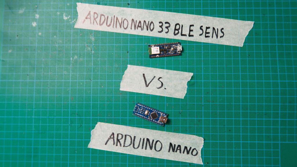 Recenzja Arduino Nano 33 BLE sense