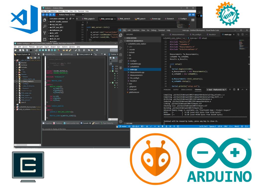 Programowanie Arduino na alternatywnie