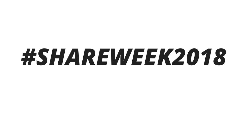 #shareweek2018