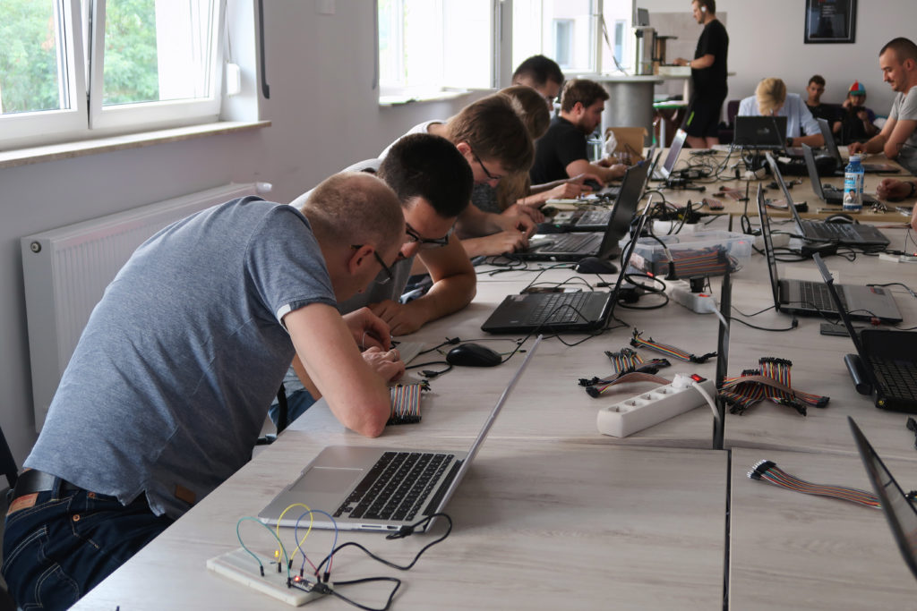 Podsumowanie warsztatów Arduino